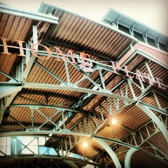 Photo taken at Minute Maid Park by Liliana D. on 8/18/2012