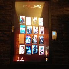 Photo taken at Escape Cinemas by Simpleblue J. on 8/5/2012