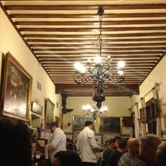 Photo taken at Restaurante Botín by Remus B. on 4/29/2012