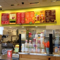 Photo taken at Jamba Juice by danzrr on 4/16/2012