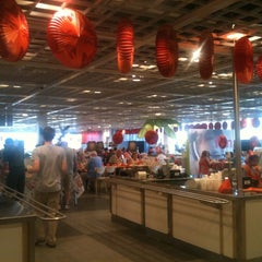 Photo taken at IKEA Restaurant by Eric C. on 8/18/2012
