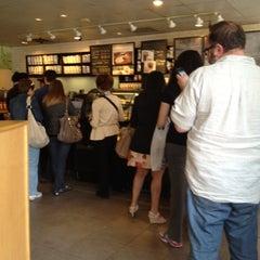 Photo taken at Starbucks by Rina on 4/20/2012