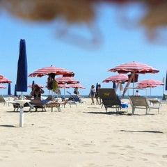 Photo taken at Lido di Spina by Marco N. on 7/17/2012