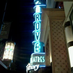 Photo taken at Pacific Theatres at The Grove by Robert M. on 9/8/2012