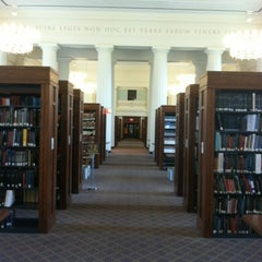 Photo taken at Harvard Law School Library by Mike on 8/14/2012