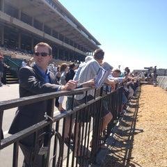 Photo taken at Del Mar Racetrack by Bil B. on 7/26/2012