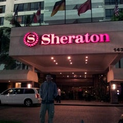 Photo taken at Sheraton Mission Valley San Diego Hotel by hendro c. on 3/31/2012