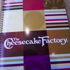 Photo taken at The Cheesecake Factory by Danilo on 4/14/2012