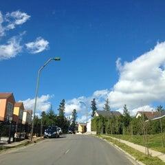 Photo taken at Curauma by Luisa S. on 8/4/2012