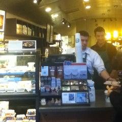 Photo taken at Starbucks by Rice C. on 3/30/2012