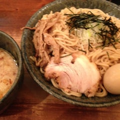 Photo taken at 麺処 田ぶし by morimi32 on 3/7/2012