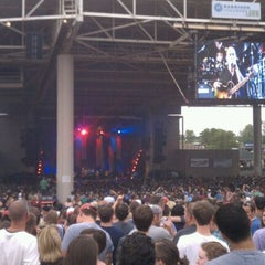 Photo taken at Klipsch Music Center by Wade I. on 6/24/2012
