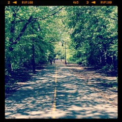 Photo taken at Grove-Cedar Bike Path by Coco on 5/12/2012