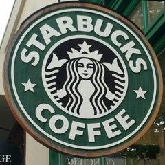 Photo taken at Starbucks by Trisha D. on 9/7/2012