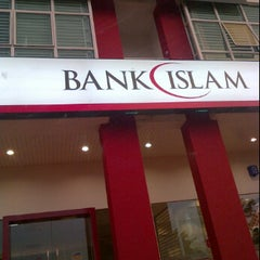 Photo taken at Bank Islam Alam Mesra by Dotcodotau K. on 3/22/2012