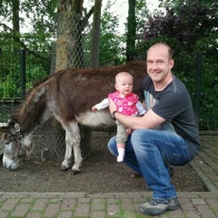 Photo taken at Kinderboerderij Otterspoor by Henri R. on 6/19/2012