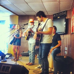 Photo taken at T-Bones Records & Cafe by Allison L. on 9/5/2012