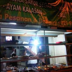 Photo taken at Warung Bang Jamil by Lucky N. on 4/12/2012