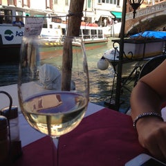 Photo taken at Trattoria dalla Marisa by Aht H. on 8/27/2012