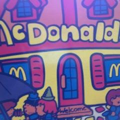 Photo taken at McDonald's by Jason C. on 7/4/2012