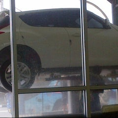 Photo taken at Merapi auto clean & care by Deep P. on 4/30/2012