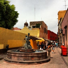 Photo taken at Antiguo Callejon del Ciego by Alberto H. on 3/17/2012