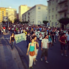Photo taken at El Corte Inglés by Pablo R. on 5/12/2012