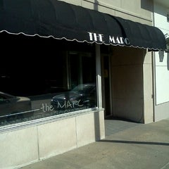 Photo taken at The Marc Salon by Dale D. on 4/1/2012