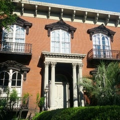 Photo taken at Mercer Williams House by Joey S. on 8/25/2012