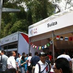 Photo taken at Feria de las Culturas Amigas by Mary V. on 5/27/2012