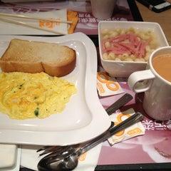 Photo taken at Café de Coral 大家樂 by Ritchie C. on 2/10/2012