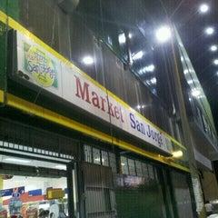 Photo taken at Market San Jorge by Rafael M. on 4/10/2012