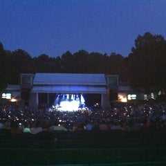 Photo taken at Chastain Park Amphitheater by Jeff S. on 7/29/2012
