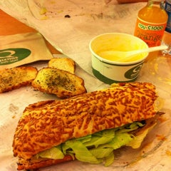 Photo taken at Quiznos by Edy S. on 6/4/2012