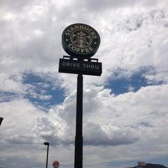 Photo taken at Starbucks by Risa . on 7/27/2012