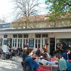 Photo taken at Xenix by Lukas B. on 3/31/2012