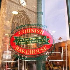 Photo taken at Cornish Bakehouse by thefidelity on 5/5/2012