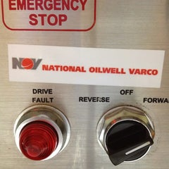 Photo taken at National Oilwell Varco by Garretto L. on 8/30/2012