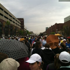 Photo taken at Monument Ave 10k 2012 by Chris F. on 5/28/2012