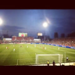 Photo taken at BMO Field by Eugene L. on 9/7/2012