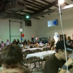 Photo taken at Northside Church of Christ by Milton B. on 8/12/2012