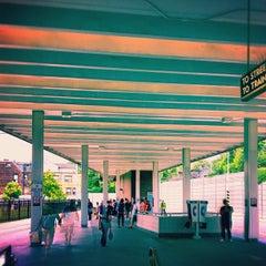 Photo taken at Bathurst Subway Station by Jason P. on 6/20/2012