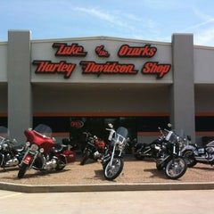 Photo taken at Lake Of The Ozarks Harley Davidson by Hugh on 8/24/2012