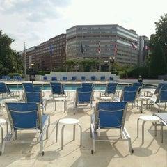 Photo taken at Washington Plaza Hotel by Lahaina Mae M. on 5/16/2012