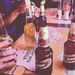 Photo taken at Cabo Cantina by Paulo S. on 6/20/2012