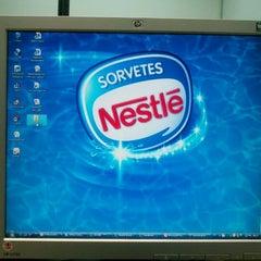 Photo taken at Nestlé Sorvetes by Gustavo M. on 3/12/2012