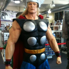 Photo taken at Phat Collectibles by Judy on 4/9/2012
