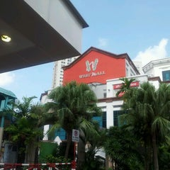 Photo taken at West Mall by Liuhwa T. on 2/22/2012