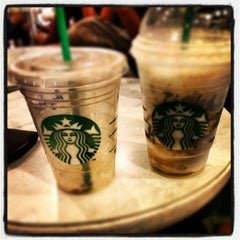 Photo taken at Starbucks by Andrea P. on 8/14/2012
