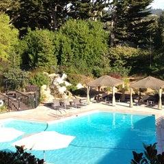 Photo taken at Hyatt Regency Monterey Hotel & Spa On Del Monte Golf Course by Ute N. on 4/24/2012